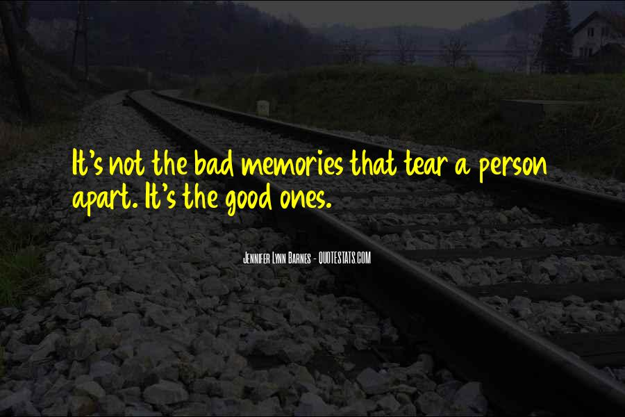 Quotes On Bad Person #269423