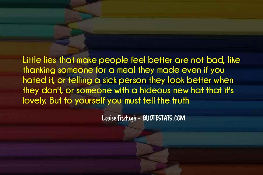 Quotes On Bad Person #278405