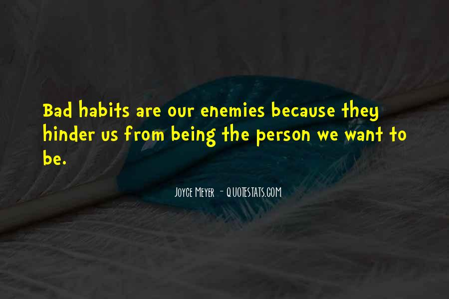 Quotes On Bad Person #289915