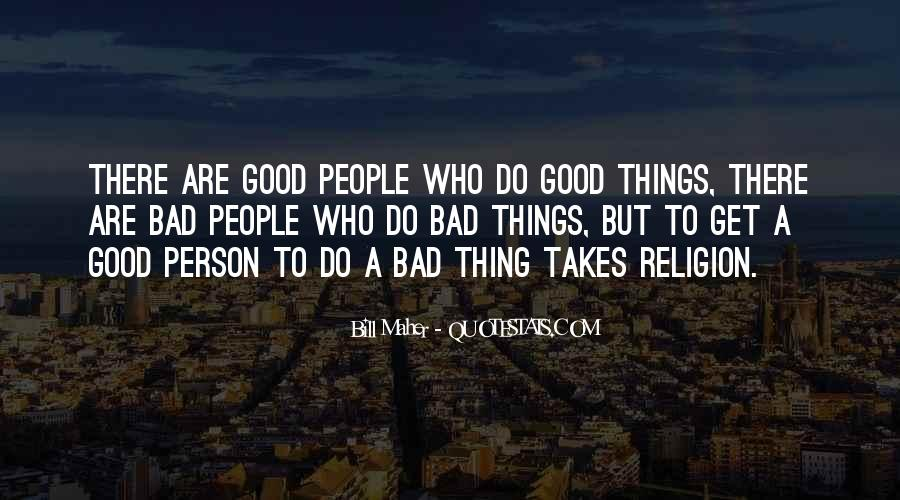Quotes On Bad Person #297284