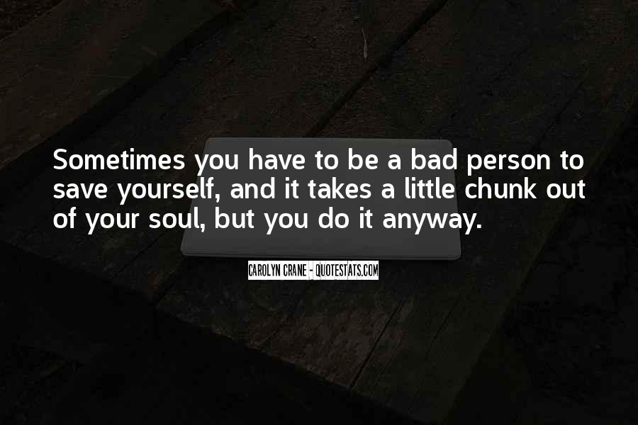 Quotes On Bad Person #30420