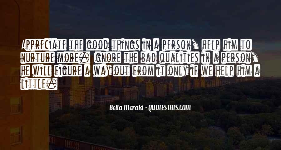 Quotes On Bad Person #41342