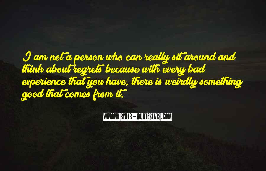 Quotes On Bad Person #70725