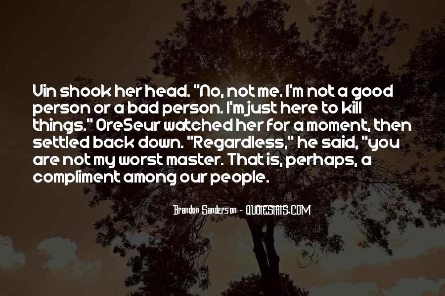 Quotes On Bad Person #79260