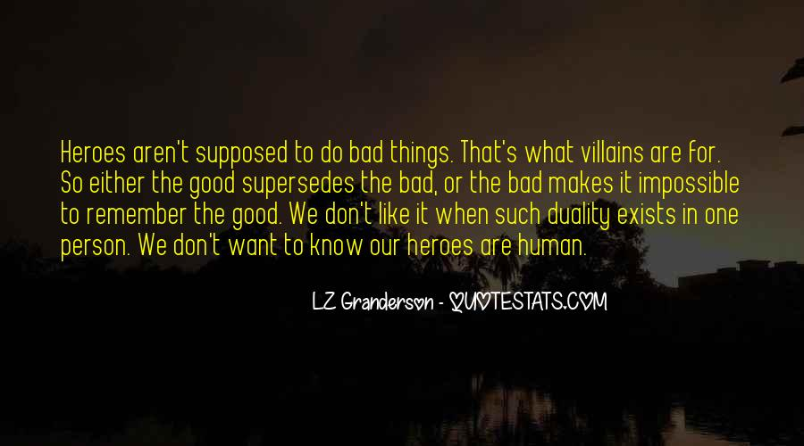Quotes On Bad Person #8001