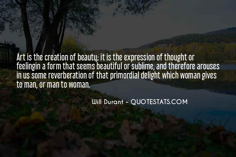 Quotes On Beauty In Art #20292