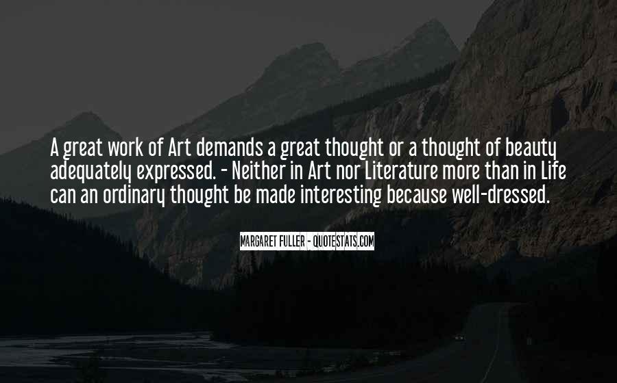 Quotes On Beauty In Art #364636