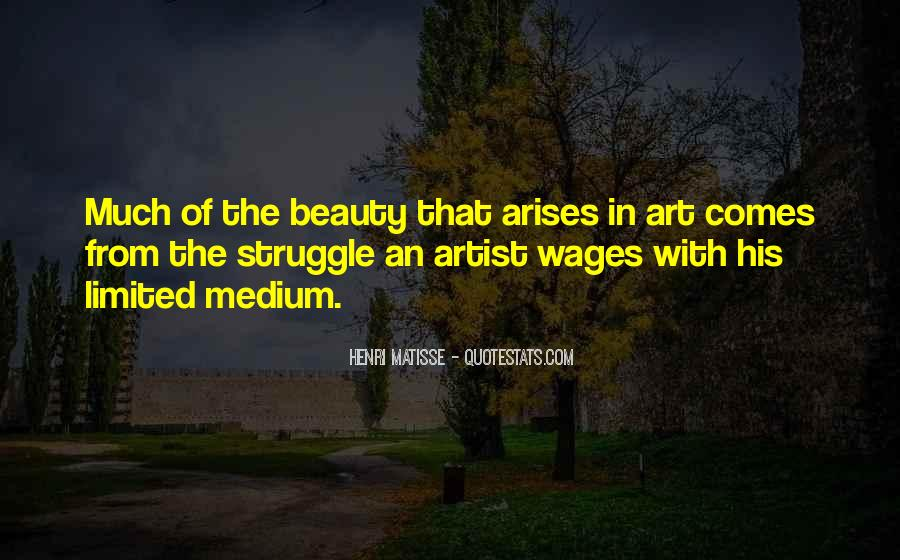 Quotes On Beauty In Art #773189
