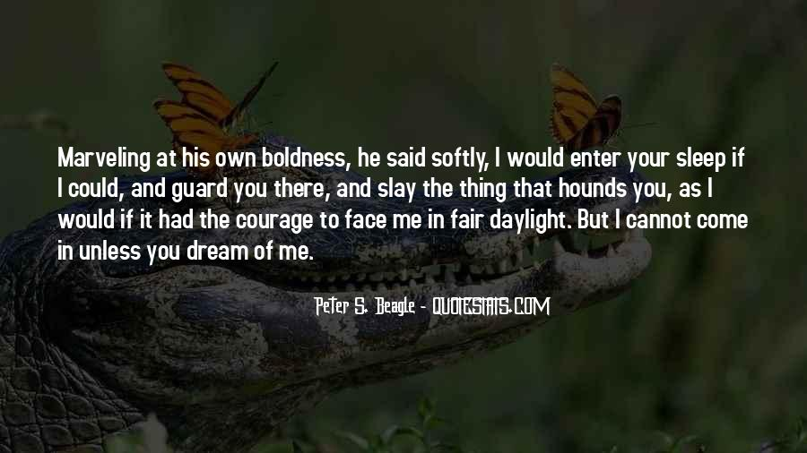 Quotes On Boldness And Courage #1468544