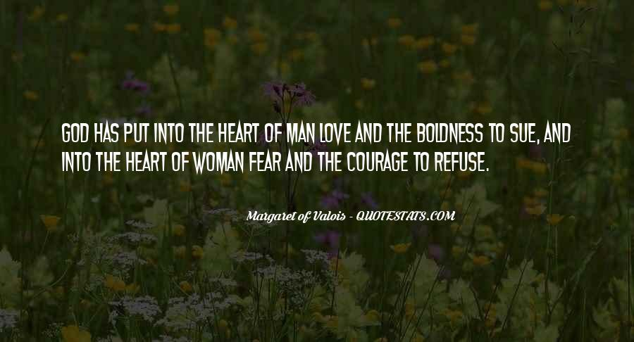 Quotes On Boldness And Courage #1635446