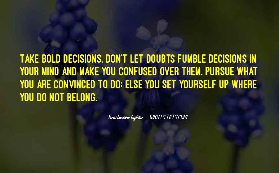 Quotes On Boldness And Courage #1750485