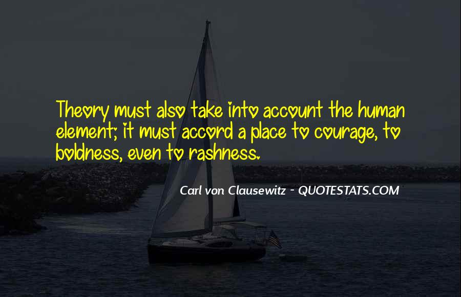 Quotes On Boldness And Courage #670909