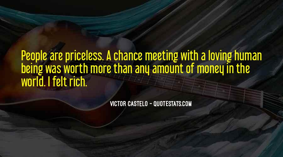 Quotes On Chance Of Meeting Someone #1435143