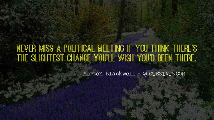 Quotes On Chance Of Meeting Someone #1455405