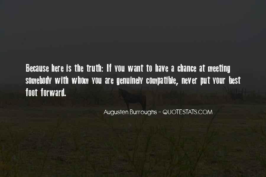 Quotes On Chance Of Meeting Someone #649774