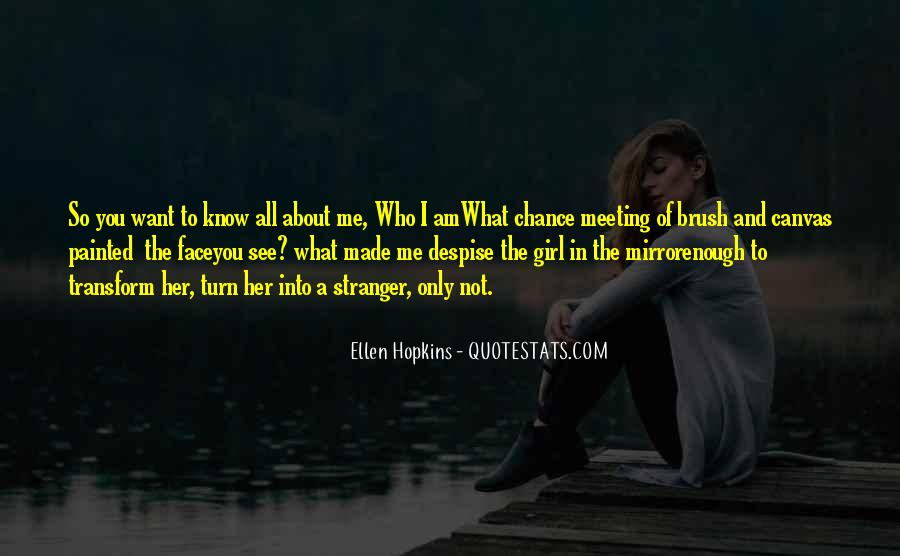 Quotes On Chance Of Meeting Someone #879043