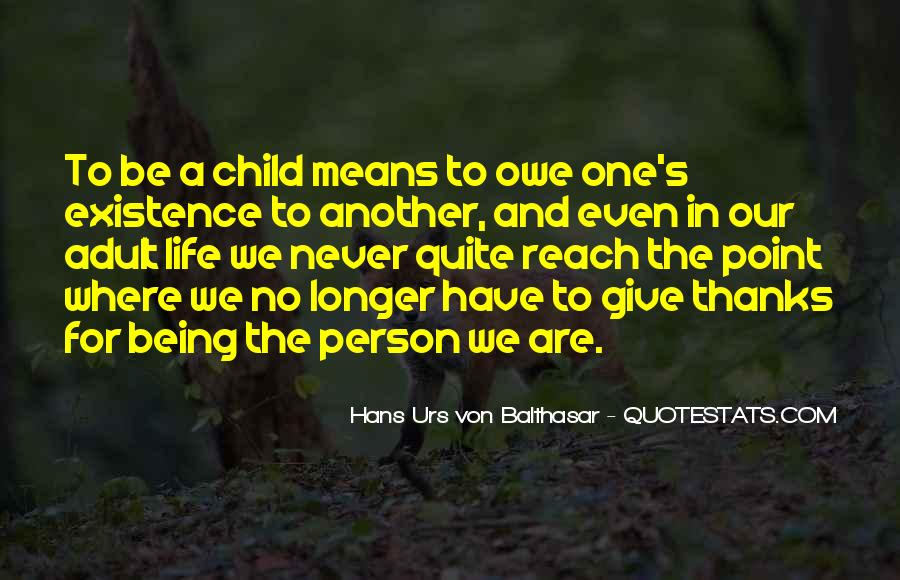 Quotes On Child Well Being #112463