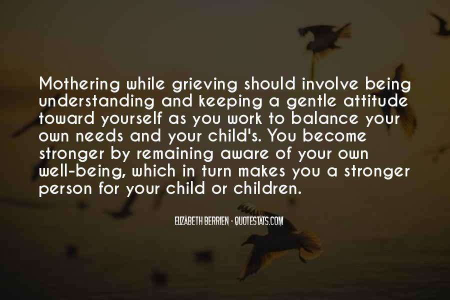 Quotes On Child Well Being #1430134