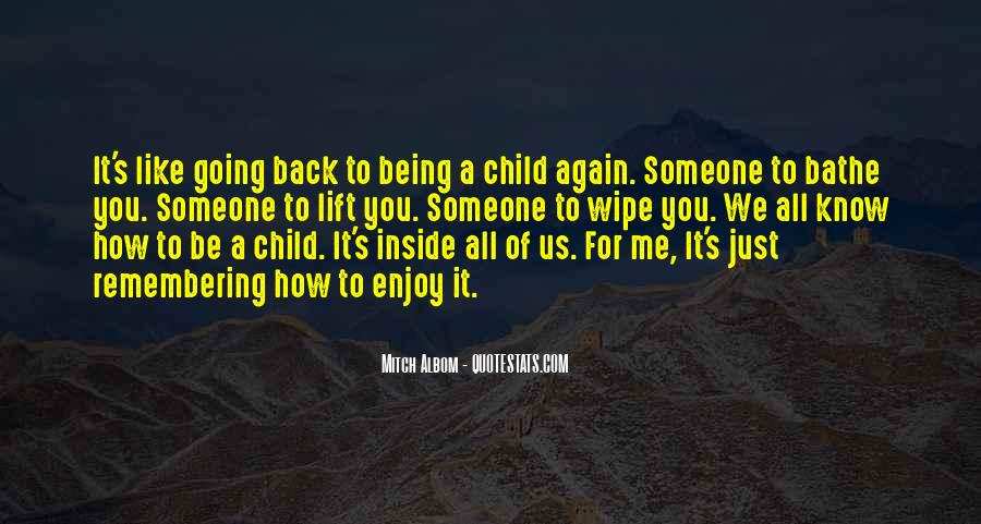 Quotes On Child Well Being #157821