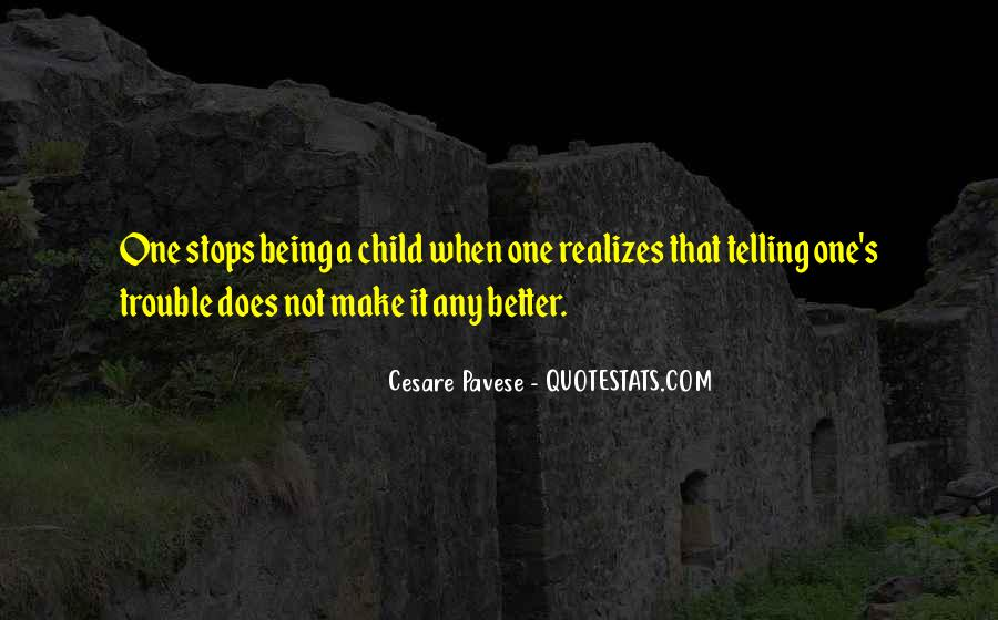Quotes On Child Well Being #18149