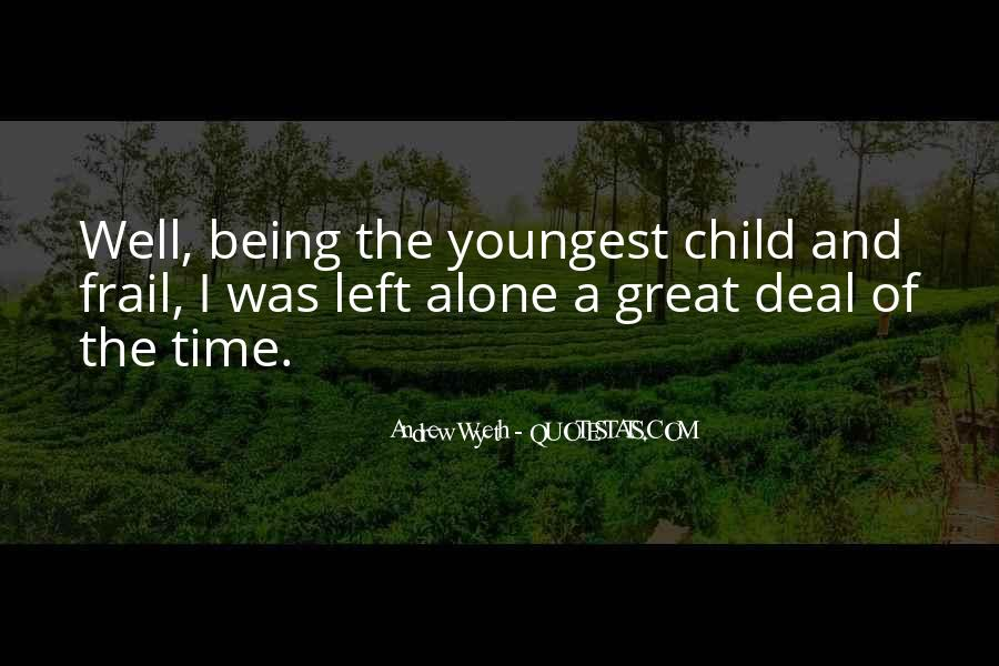 Quotes On Child Well Being #308458