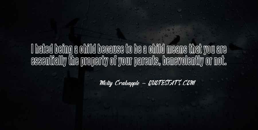 Quotes On Child Well Being #3898