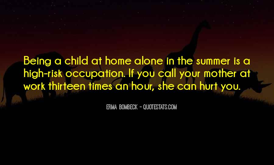 Quotes On Child Well Being #48443