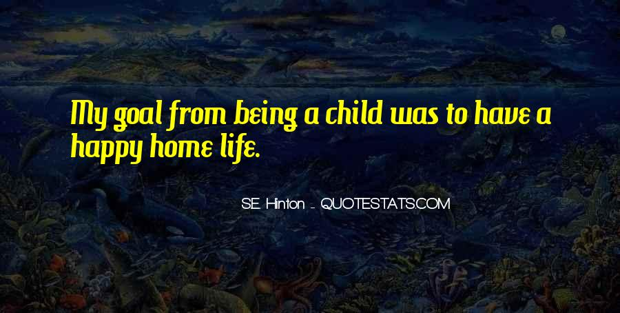 Quotes On Child Well Being #76563