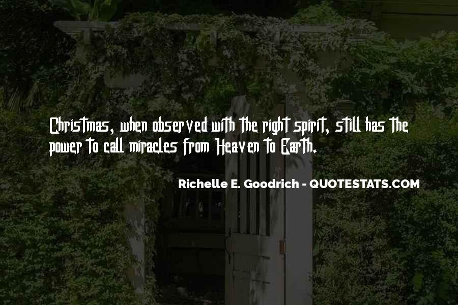 Quotes On Christmas Miracles #1842916