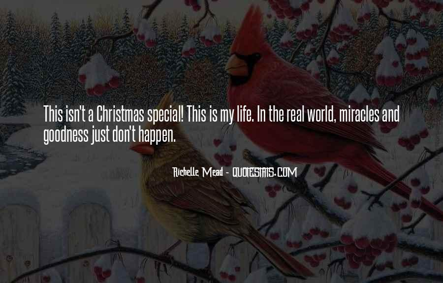 Quotes On Christmas Miracles #217466