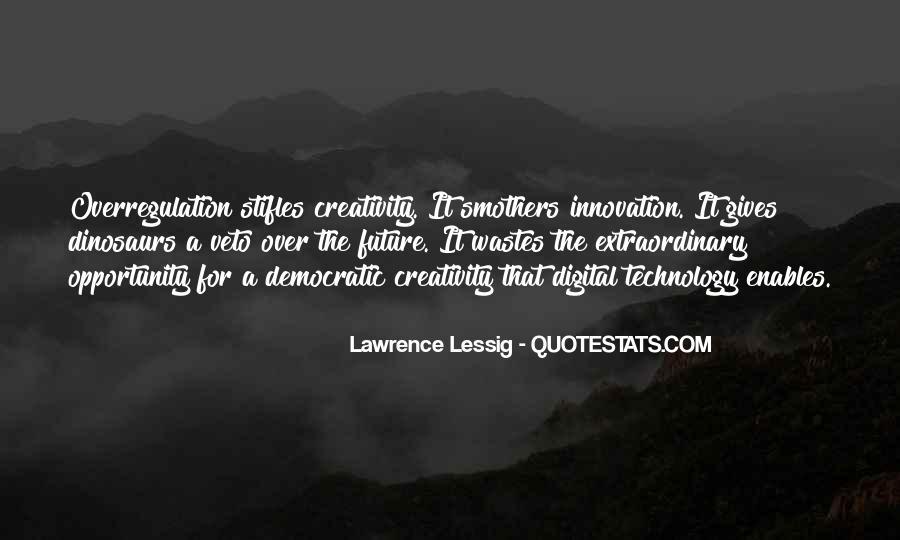 Quotes On Creativity And Technology #1047859