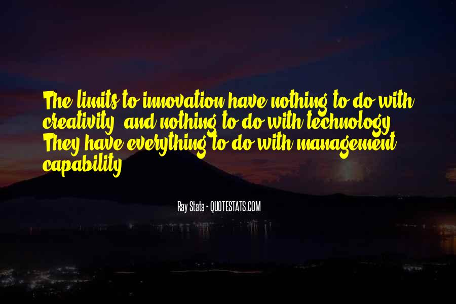 Quotes On Creativity And Technology #115032