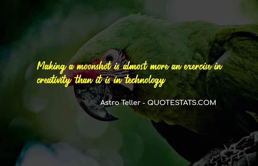 Quotes On Creativity And Technology #1406816