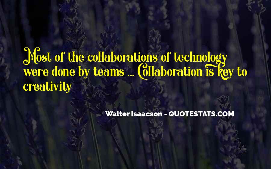 Quotes On Creativity And Technology #1476824