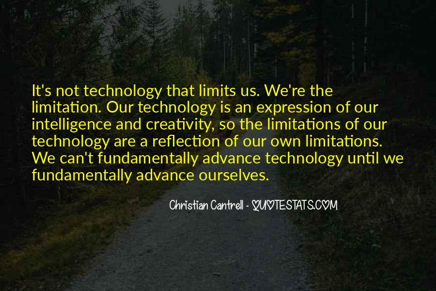 Quotes On Creativity And Technology #833146