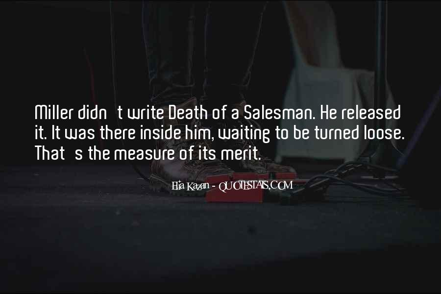 Quotes On Death Of A Salesman #337604
