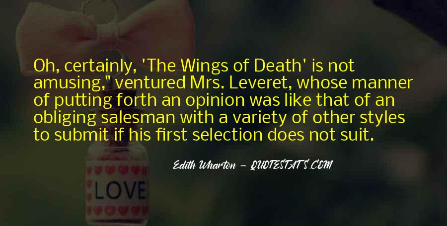 Quotes On Death Of A Salesman #597735