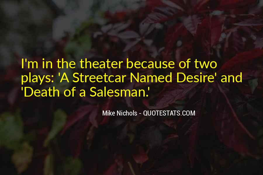 Quotes On Death Of A Salesman #663557