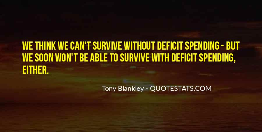Quotes On Deficit Thinking #341705