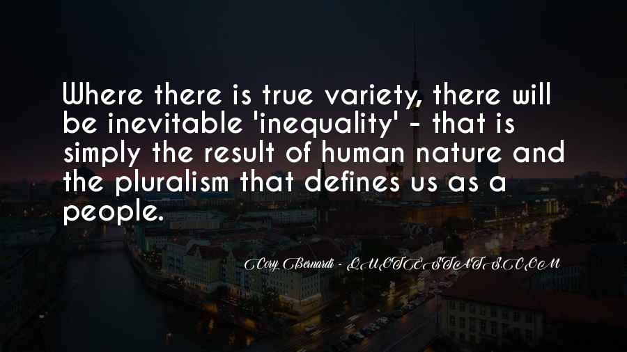 Quotes On Diversity And Pluralism #396765