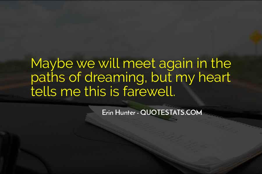 Quotes On Dreaming Again #1180562
