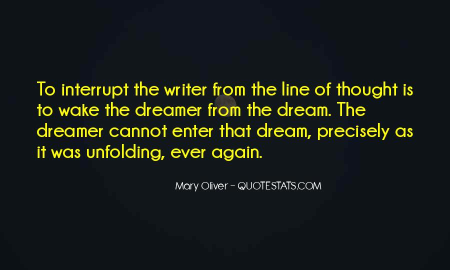 Quotes On Dreaming Again #1357880