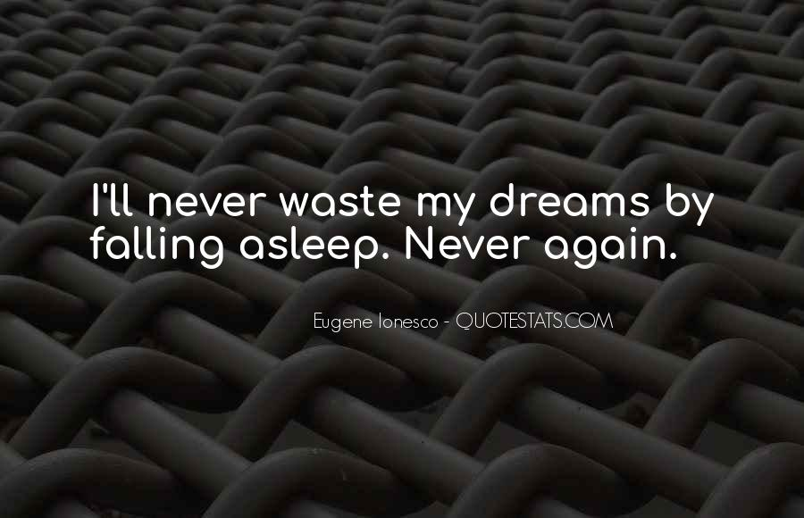Quotes On Dreaming Again #425017
