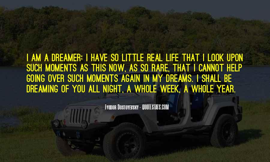 Quotes On Dreaming Again #860092