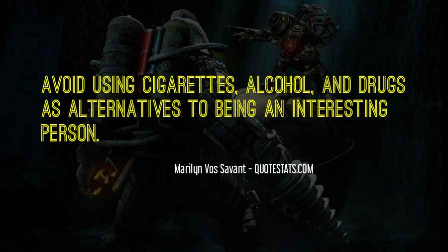 Quotes On Drugs And Alcohol Addiction #1502822