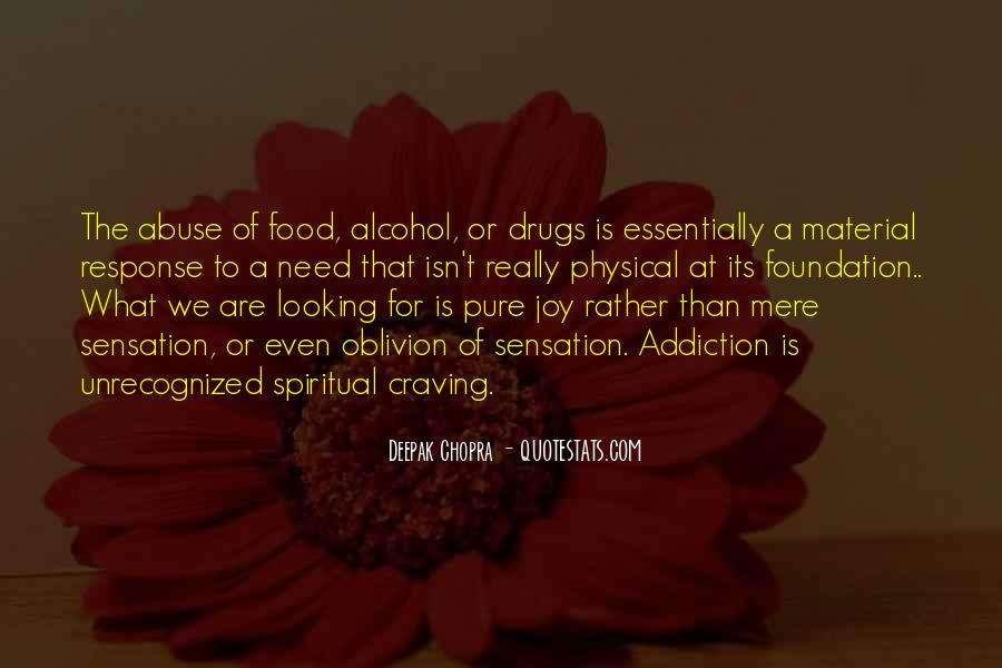 Quotes On Drugs And Alcohol Addiction #692134