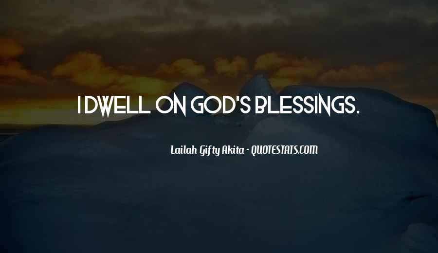 Quotes On Dwelling With God #1725359