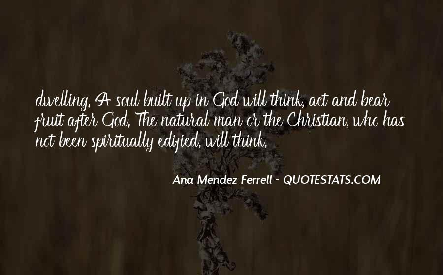 Quotes On Dwelling With God #445889