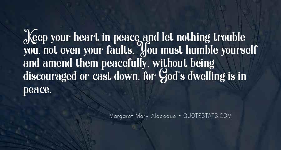 Quotes On Dwelling With God #869343
