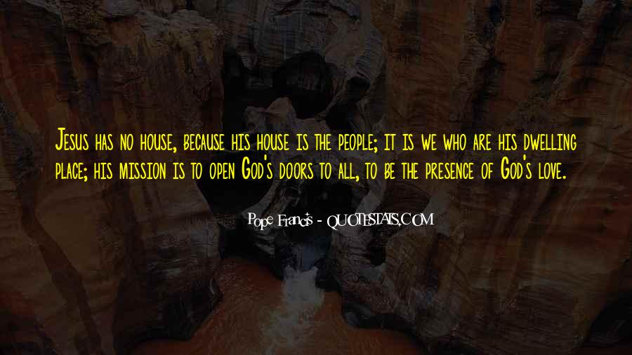 Quotes On Dwelling With God #950728